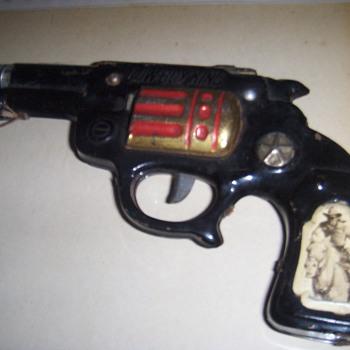 Lone ranger pop gun