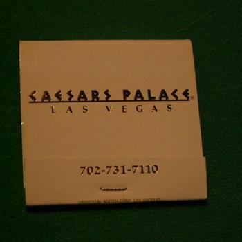 Vintage Caesar's Palace ~ Las Vegas, Nevada