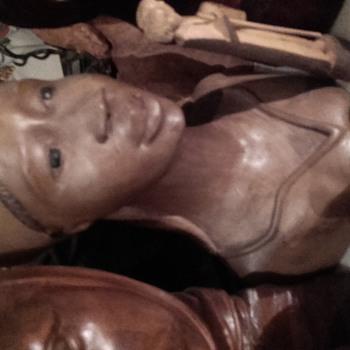 buste de haïtienne  - Visual Art
