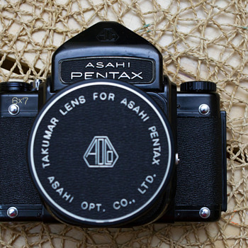 Pentax 6x7, 1969