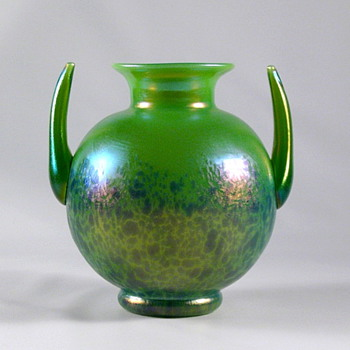 Loetz Art Glass - Art Nouveau