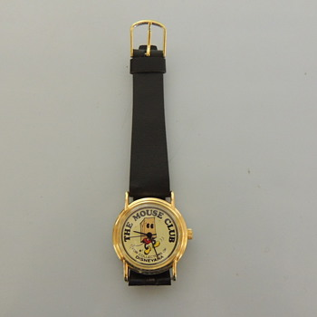 DISNEYANNA 1ST CONV. WRISTWATCH - Wristwatches