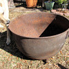 20 gallon cast iron kettle