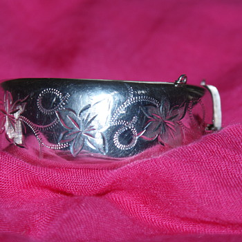 Sterling Bangle, Birmingham - Fine Jewelry