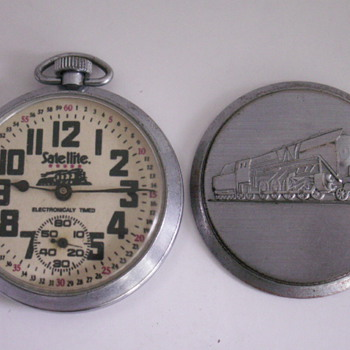 M.T. Co. Germany - Pocket Watches