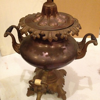 Antique Coffee Pot, No MFG. name on it too my Knowledge