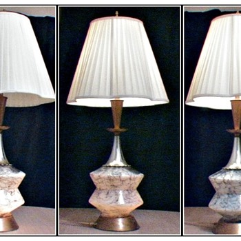 Mystery Table Lamp - Lamps