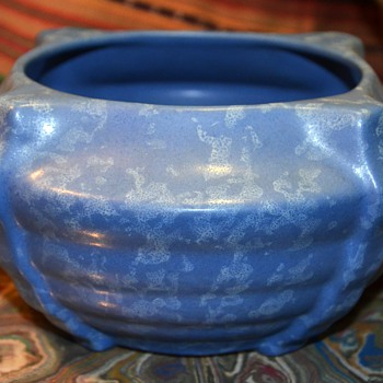 Large Rumrill Bowl - Art Pottery
