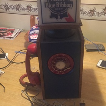 Pabst Blue Ribbon Phone - Telephones