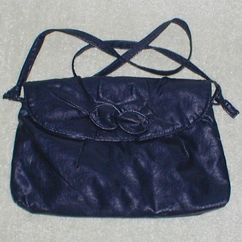Ladies Leather Shoulder Purse - Accessories