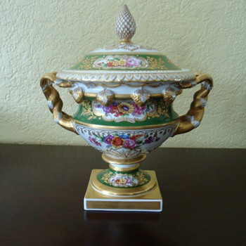 Vista Alegre Covered Urn - China and Dinnerware