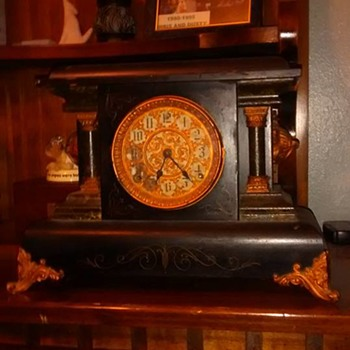 My new/old clock - Clocks