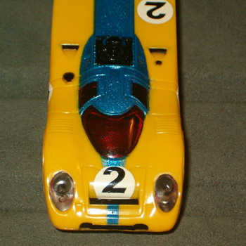 1/64TH PORSCHE 917 AFX NON MAGNA-TRACTION SLOT CAR
