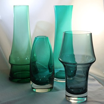 Riihimäki Lasi Oy (& another) - Art Glass