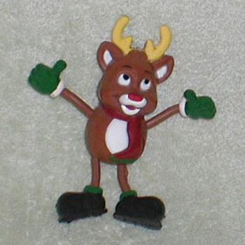 Rudolph Christmas Ornament - Christmas