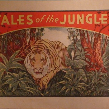 """Tales Of The Jungle"" Advertisements For Alka- Seltzer & Dr. Miles Nervine"