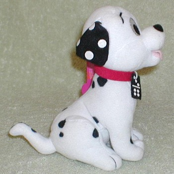 """Domino"" Dalmatian Plush Toy"