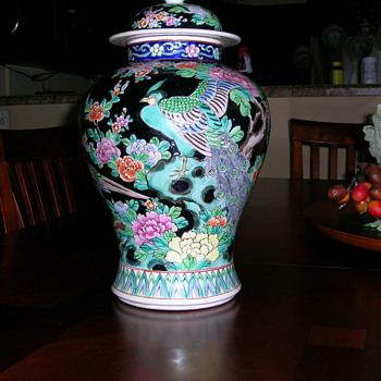 My Vase - Art Pottery