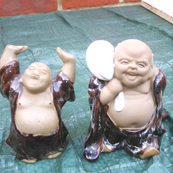 My happy Buddha's