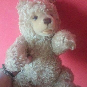My favorite Steiff teddy