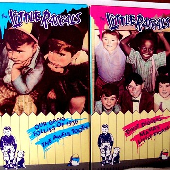 THE LITTLE RASCALS MOVIES of 1930s And 1990s REMAKE