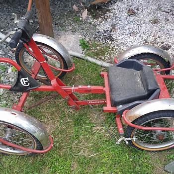 Champion Chariot