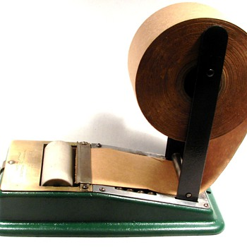 Vintage Tape Dispenser - Office