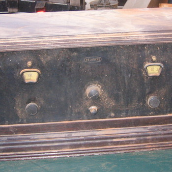 Vintage Radio??