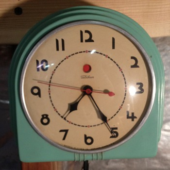 A Nice Clock... And a Note Of Caution! - Clocks