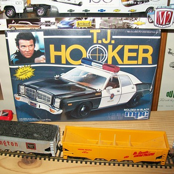 T.J. Hooker model