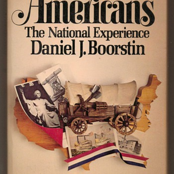 1965 - The Americans - The National Experience - Books