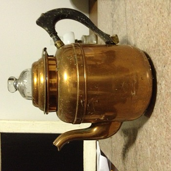 Tea or coffee kettle - Kitchen