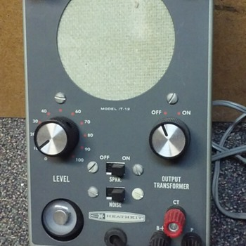 HEATHKIT [audio] SIGNAL TRACER