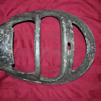 Umpires metal mask/frame for sports? 