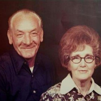 Meet my grandparents :) - Photographs