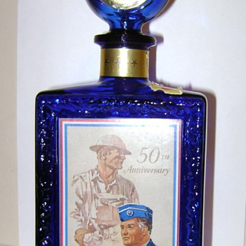 Commemorative Decanter - Bottles