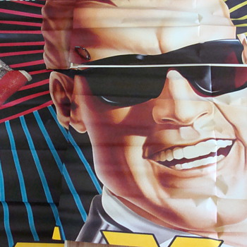 Max Headroom Billboard - Advertising