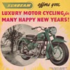 1950 Sunbeam Motorcycle Advertisement