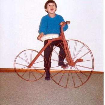 Kids Pennyfarthing. - Sporting Goods