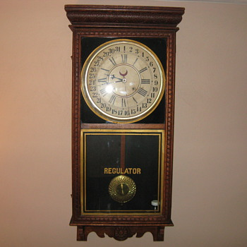 1901 Sessions Clock Co.