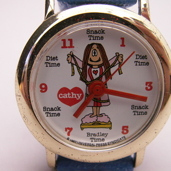 Cathy Diet Watch