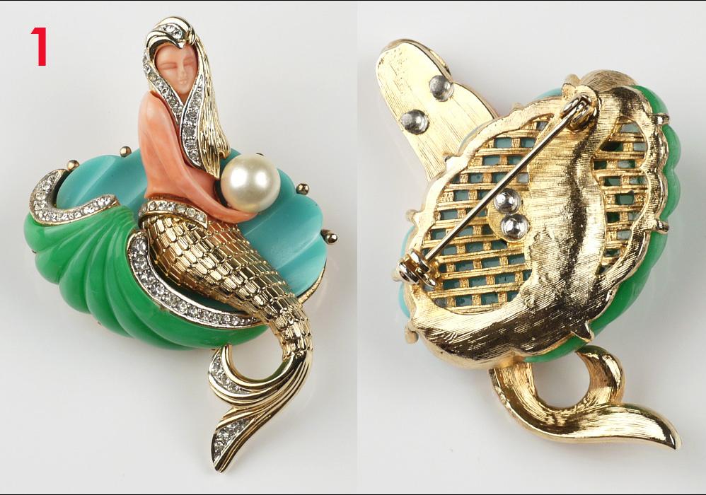 Vintage Hattie Carnegie Jewelry