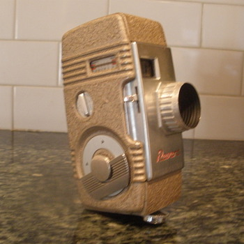 A Revere Video Camera 
