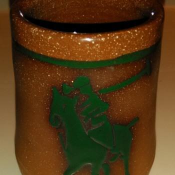 POLO REDWARE MUG - Pottery