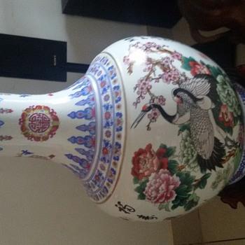 china vase - Asian