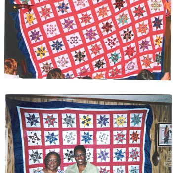 Quilts by Juanita Louise Henry-Durham - Rugs and Textiles