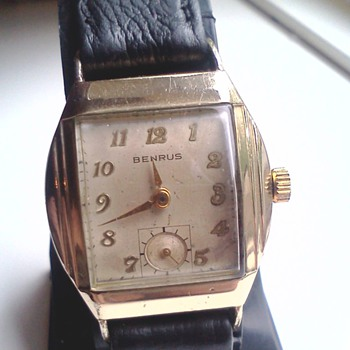 1930's Benrus - Wristwatches