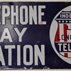 Independent Public Telephone Pay Station