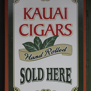 Hawaiian Signs - Signs