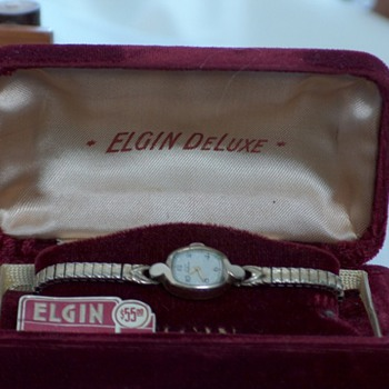 Elgin Ladies Watch 